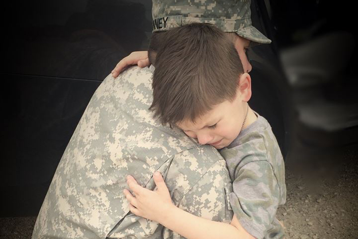 Children of the National Guard and Reserves